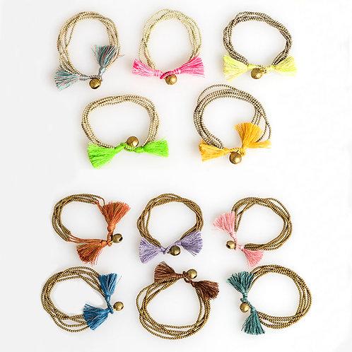 Karen Brass Bracelets