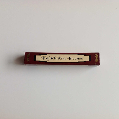 'Kalachakra': encens tibétain P/tibetan incense S