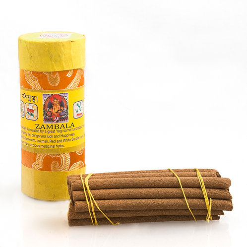 Zambala Incense: small