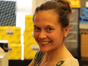 Jennie wins people's award at 3 min thesis competition -- watch the video
