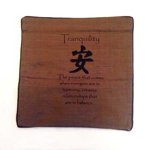 """Cushion Cover -""""Tranquility"""""""
