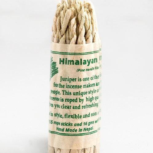 Himalayan Juniper Rope Incense