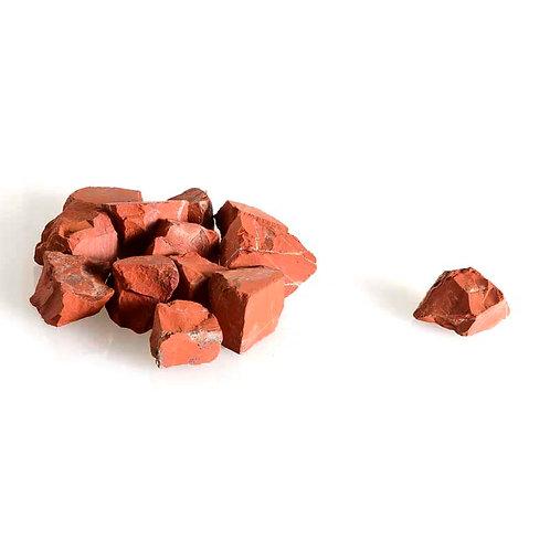 Red Jasper  Raw Stone