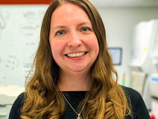 Katie Walzer receives NIH postdoctoral fellowship