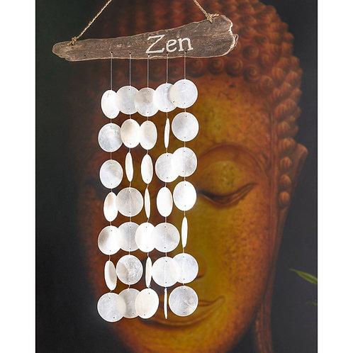 Zen Seashell Chimes