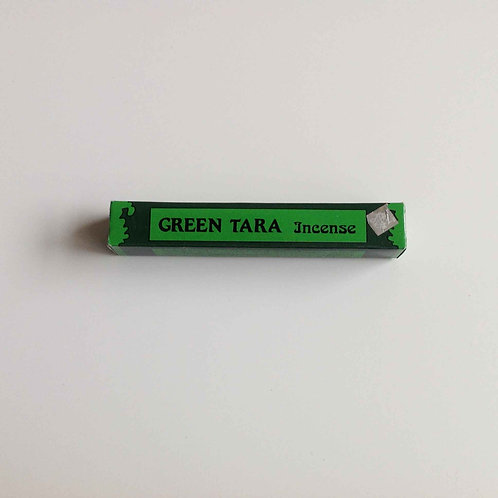 'Green Tara':encens tibétain/tibetan incense