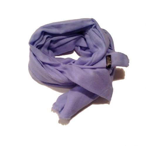 foulard en pashmina (violet)/ pashmina scarf (violet)