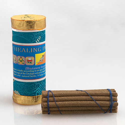 Bhutanese Healing Incense: small