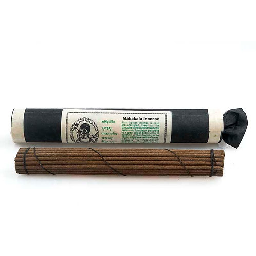 Tibetan Mahakala Incense: Long