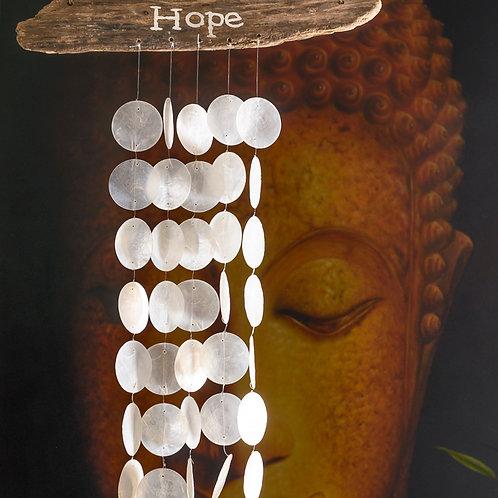 """Seashell chimes: """"Hope"""""""