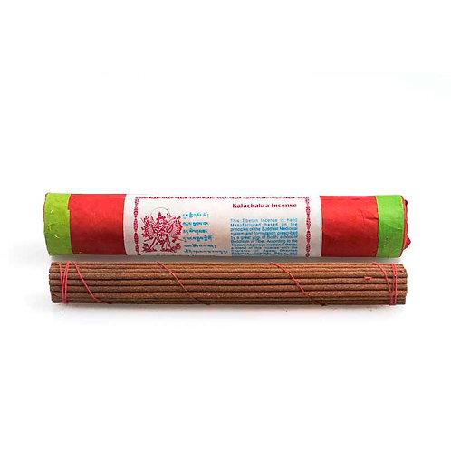 Tibetan Kalachakra Incense: Long