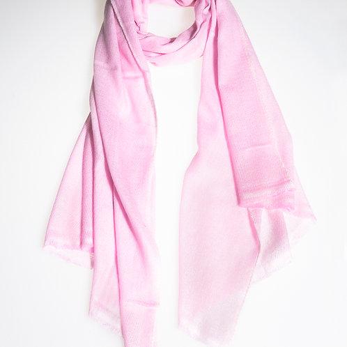 Pashmina scarf: Rose Pink