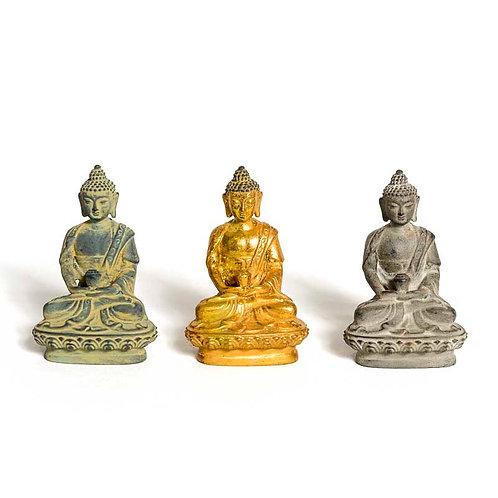 Balinese resin Buddha