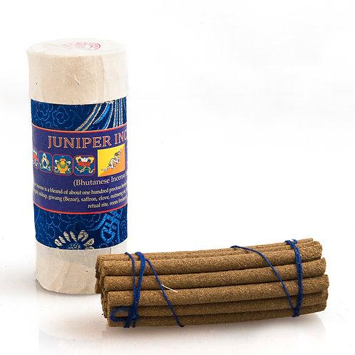 Bhutanese Juniper Incense: small
