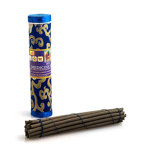 Bhutanese Medicine Buddha Incense: Long