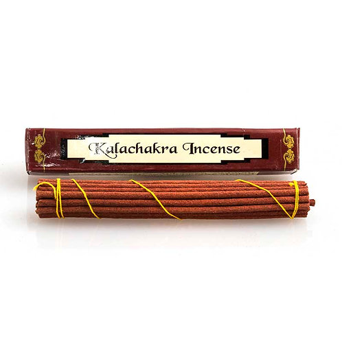 Tibetan Kalachakra Incense B: short