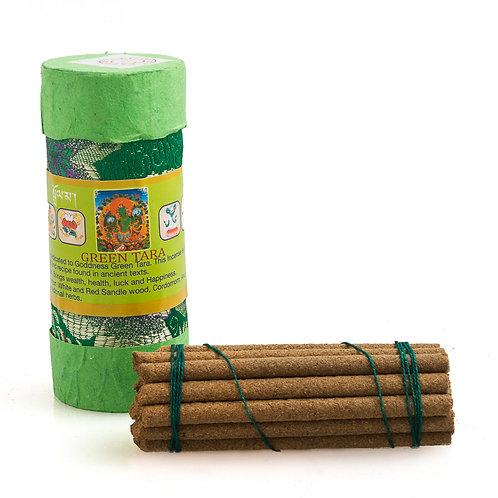 Green Tara Incense: small