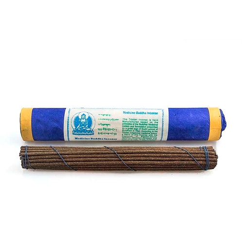 Tibetan Medicine Buddha Incense: Long