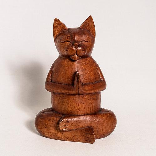The Original Balinese Praying Cat (Large)