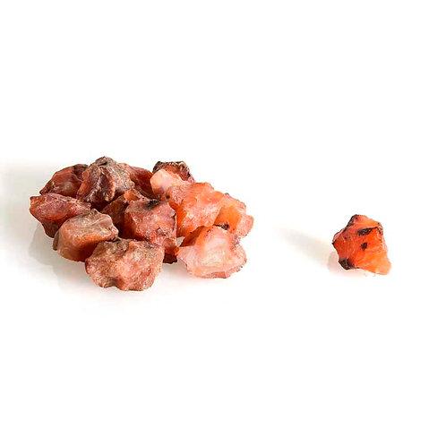 Red Carnelian Raw Stone