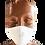 Cubrebocas Lavable ESD, Cubrebocas Reutilizable ESD, Productos para cuarto limpio, COVID19, Cubrebocas Tricapa Lavable