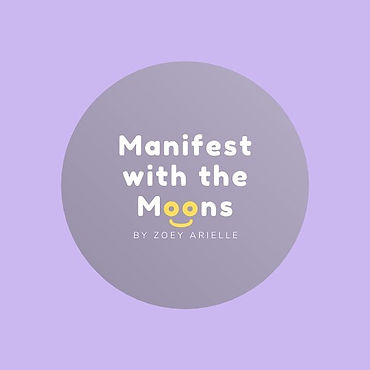 MANIFEST WITH THE MOONS