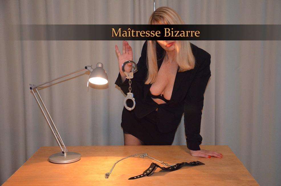 Maîtresse Bizarre
