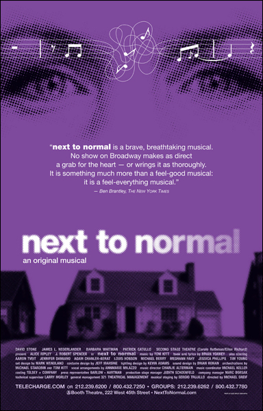 Next To Normal, The Musical
