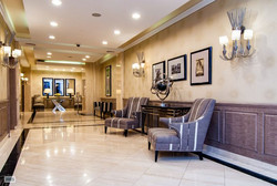 executive plaza lobby