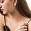 Thumbnail: COBRA EARRINGS