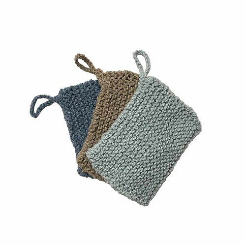 Esponja Loiça algodão reciclado