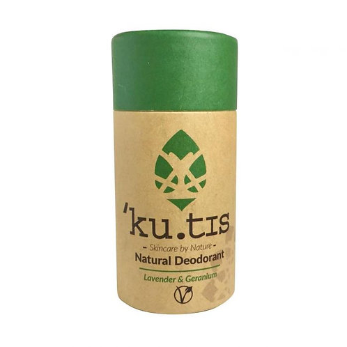 Desodorizantes Naturais Veganos Kutis - Lavanda & Gerânio