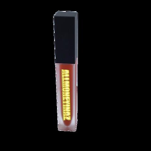Tangerine Liquid Lipstick