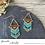 Thumbnail: Boucles d'oreilles Pagode