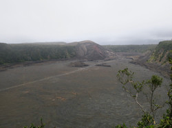 キラウエアイキ火口