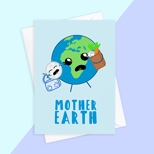 Mother Earth Card