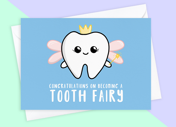 Congratulations Dentist Card