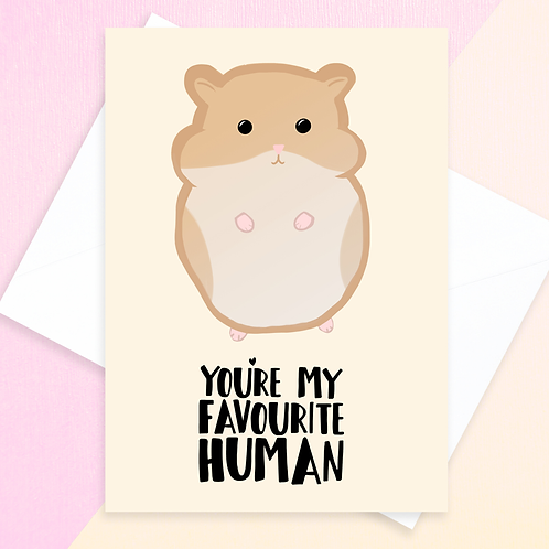 From The Hamster Card