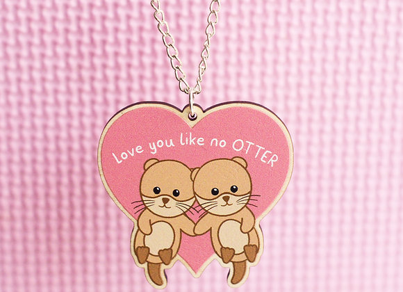 Otter Necklace