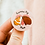 Guinea Pig badge, Guinea Pig mum badge, gift for guinea pig mum