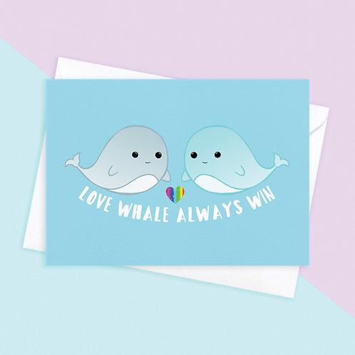 LGBTQ Anniversary Card