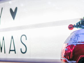 What is BLOGMAS?