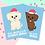 Thumbnail: Christmas Card From The Labrador