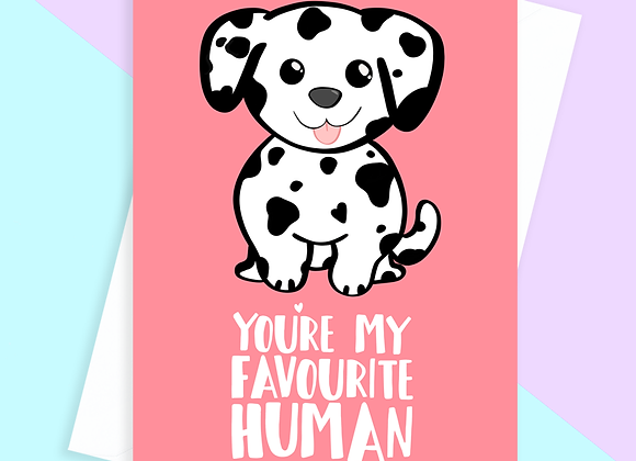 From The Dalmatian Card