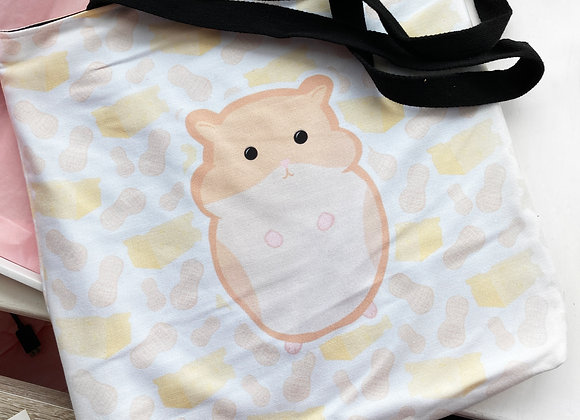 SALE - Mis Print - Hamster Bag