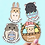 Thumbnail: Hamster Easter Stickers