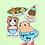 Guinea Pig sticker pack, guinea pig planner stickers