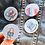 book pun badges, book lover birthday ideas