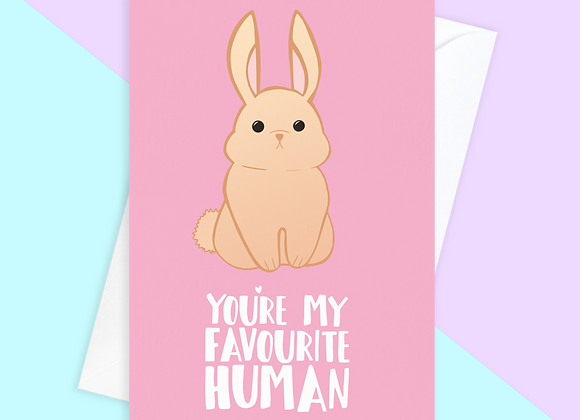 From The Rabbit Card