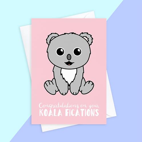 Koala Exam Results Card
